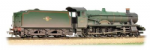 Bachmann 31-782  Mod.Hall 6965 Thirlestaine Hall BR Green L/Crest Weathered
